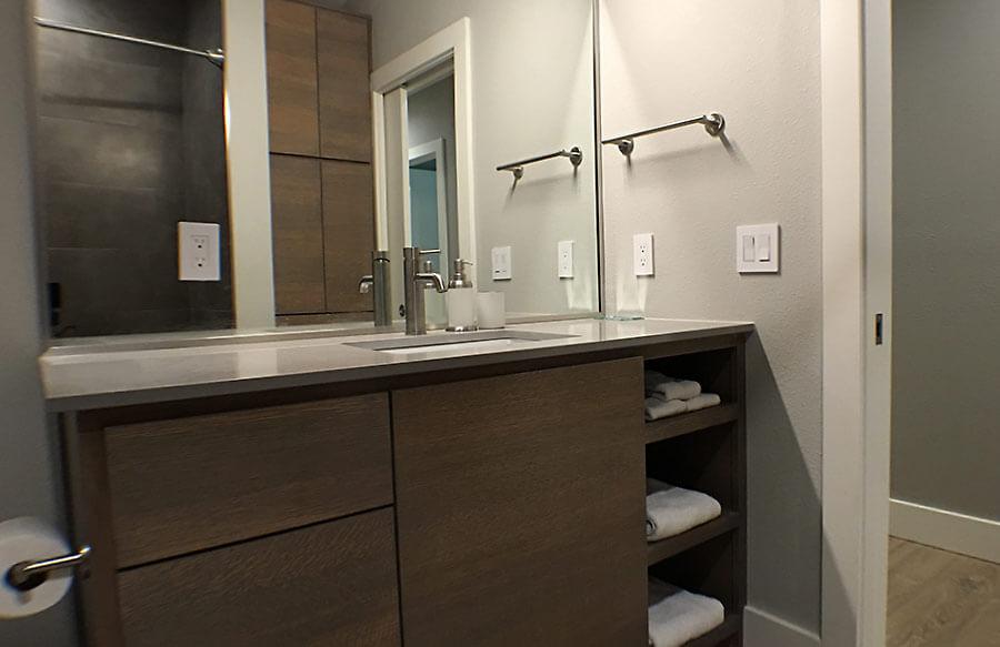 Modern Guest Bath